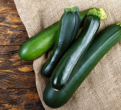Squash Zucchini Black Beauty