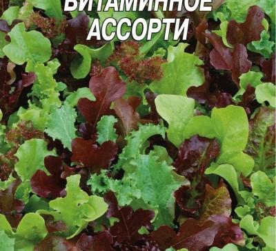 Baby Salad Vitaminnoye assorti